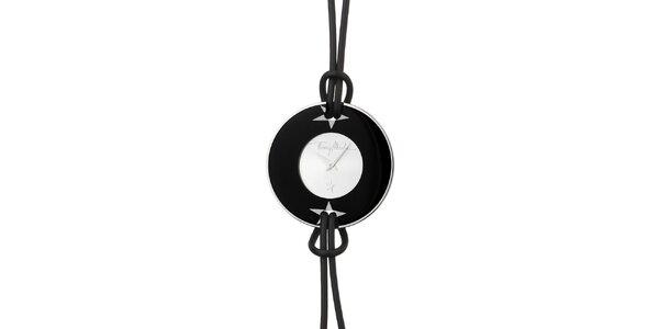 Dámske hodinky s atypickým remienkom Thierry Mugler