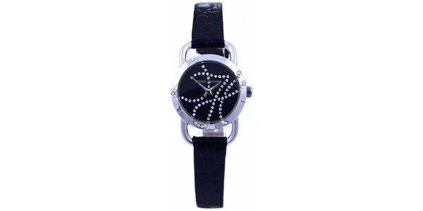 Dámske hodinky s kamienkami Daniel Hechter