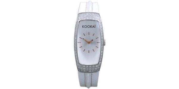 Dámske hodinky Kookai s trblietavým ciferníkom