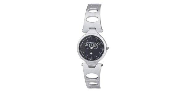 Dámske hodinky s čerešničkou Le Temps des Cerises