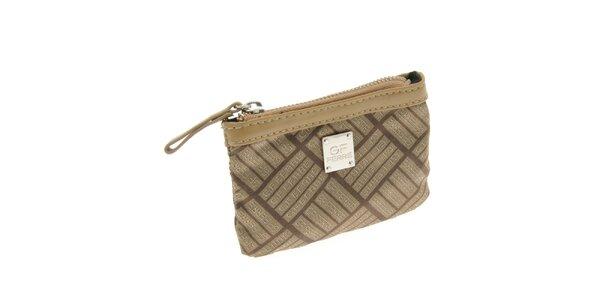 Dámska hnedá peňaženka Gianfranco Ferré