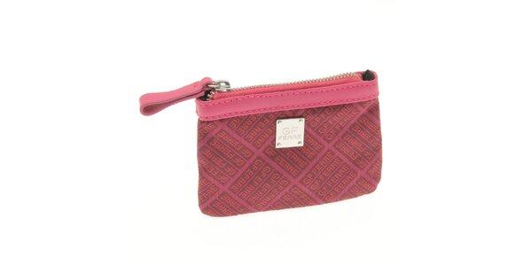 Dámska ružová peňaženka Gianfranco Ferré