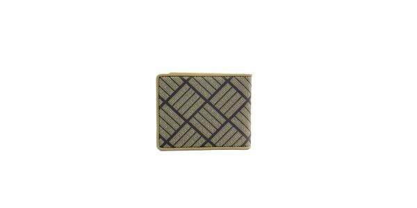 Pánska hnedá peňaženka Gianfranco Ferré