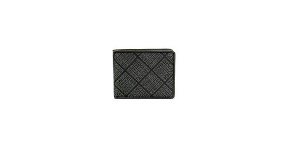 Pánska čierna peňaženka Gianfranco Ferré