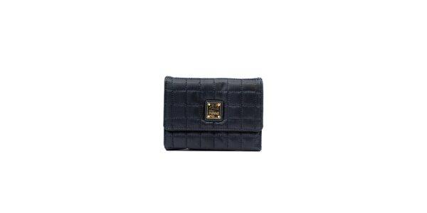 Dámska tmavo modrá peňaženka Gianfranco Ferré