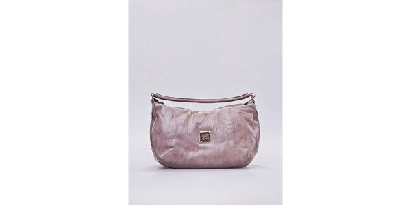 Dámska svetlo fialová kabelka Gianfranco Ferré