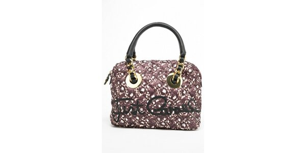Dámska vzorovaná kabelka Just Cavalli