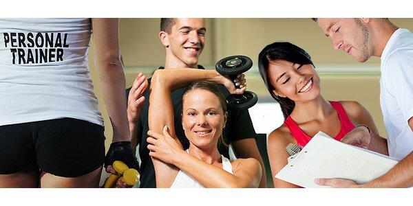 Vstup do FITNESS CENTRA alebo 3 tréningy s PROFESIONÁLNYM trénerom