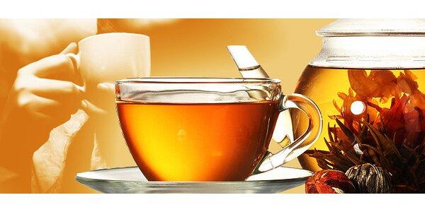 5 kvitnúcich čajov! Nechajte sa prekvapiť dúškom rozkvitnutého čajového zázraku!