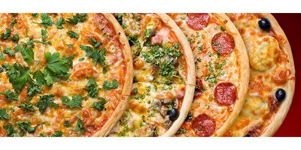 Výborná pizza za výbornú cenu