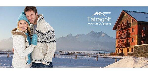 Ubytovanie v 4* apartmánoch vo Vysokých Tatrách