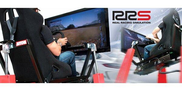 Real racing simulátor