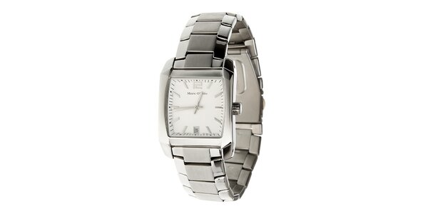 Pánske ocelové hodinky Marc O´Polo