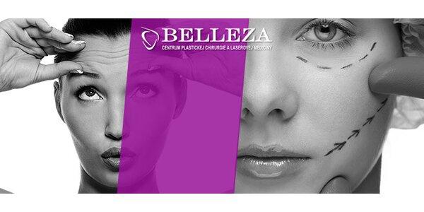 Darčeková poukážka Belleza