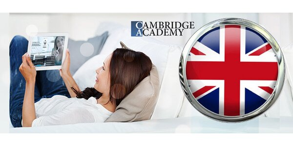 Kurzy angličtiny od Cambridge Academy