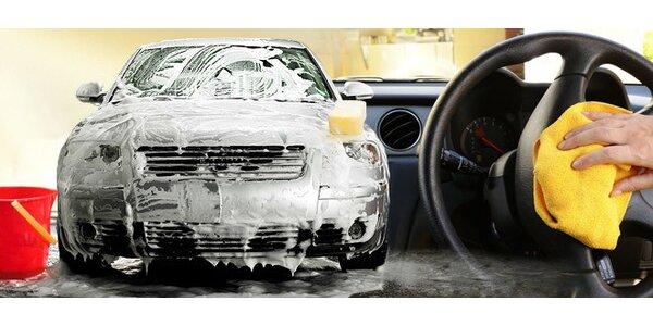 27,90 eur za kompletné čistenie interiéru aj exteriéru auta so zľavou až 74 %!
