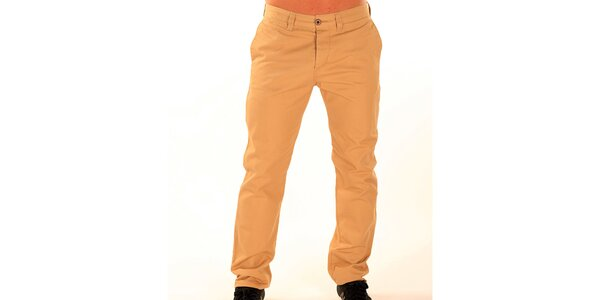 Pánske pieskové nohavice New Caro