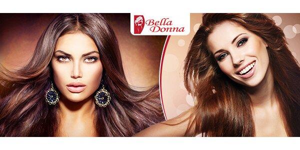 Farbenie alebo regeneračná vlasová kúra