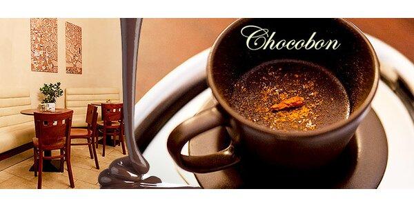 Horúca čokoláda v Chocobon