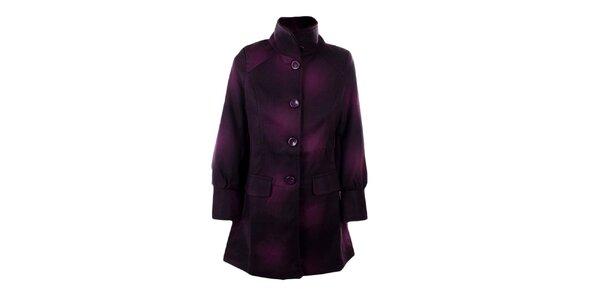 Dámsky fialovo tónovaný kabátik DY Dislay Design