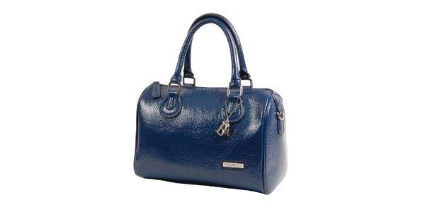 Dámska kobaltovo modrá kabelka Bulaggi