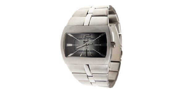 Pánske oceľové hodinky Memphis
