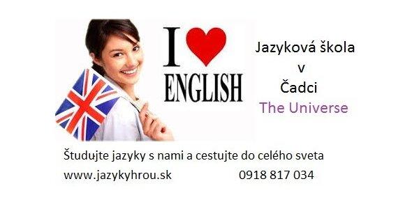 Konverzačné kurzy Anglického jazyka