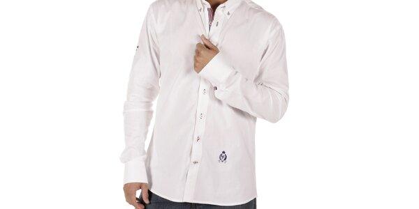 Pánska biela košeľa CLK