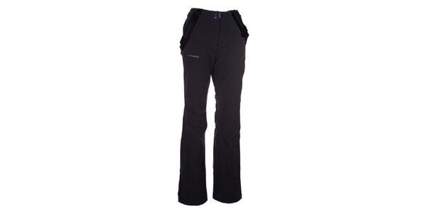 Dámske čierne softshellové nohavice Envy