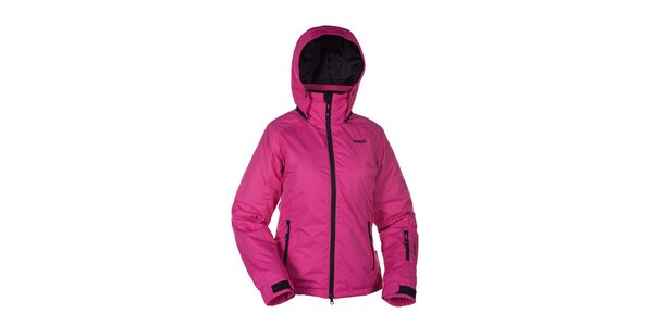 Dámska ružová lyžiarska bunda Envy