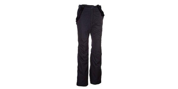 Dámske čierne nohavice na lyže Envy