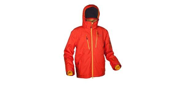 Pánska oranžová zimná bunda Envy