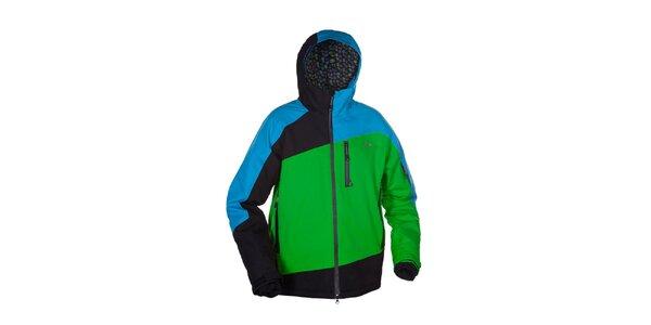 Pánska farebná snowboardová bunda Envy