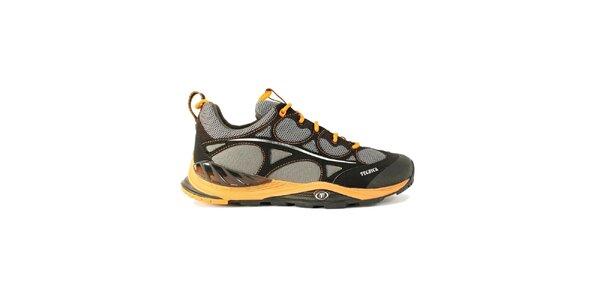 Pánske čiernooranžové multifunkčné športové topánky Tecnica