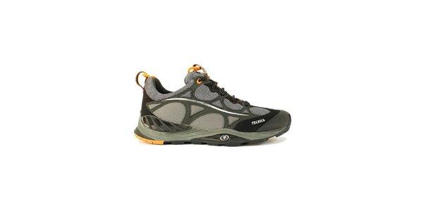 Pánske čiernostrieborné multifunkčné športové topánky Tecnica