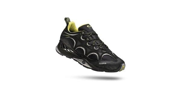 Pánske multifunkčné čiernostrieborné športové topánky Tecnica