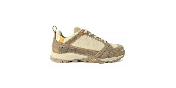 Pánske béžové outdoorové topánky Tecnica Desert