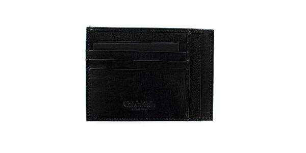 Pánska čierna dokladovka Calvin Klein