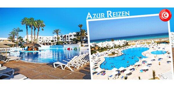 All Inclusive letecká dovolenka v Tunisku