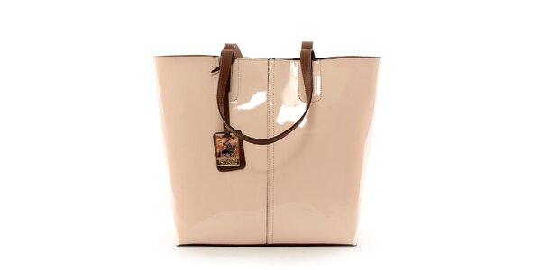 Dámska pudrová kabelka s vynímateľným vreckom Beverly Hills Polo Club