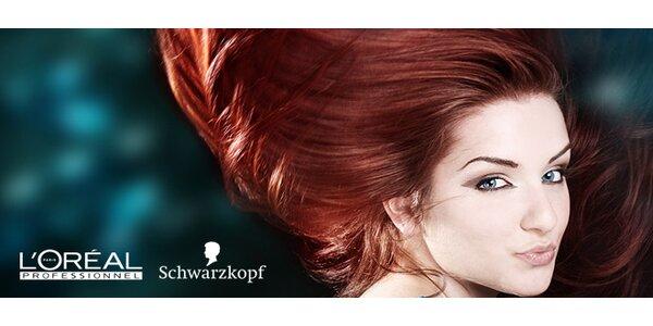 Ošetrenie vlasov kvalitnou kozmetikou a špičkové služby v salóne Art and Design