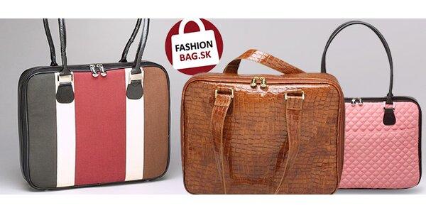 Elegantné a sexi tašky na notebooky