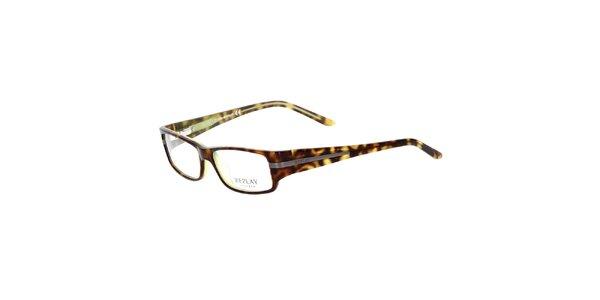 Pánske žíhané okuliare Replay