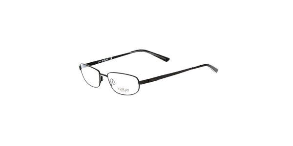 Pánske čierne okuliare Replay