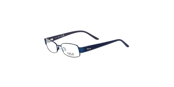 Dámske tmavo modré okuliare Replay