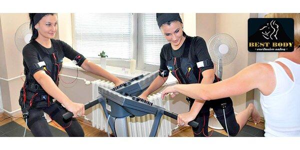 Najrýchlejšie cvičenie s EMS prístrojom