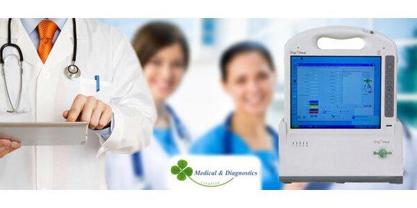 Komplexná diagnostika vášho zdravotného stavu