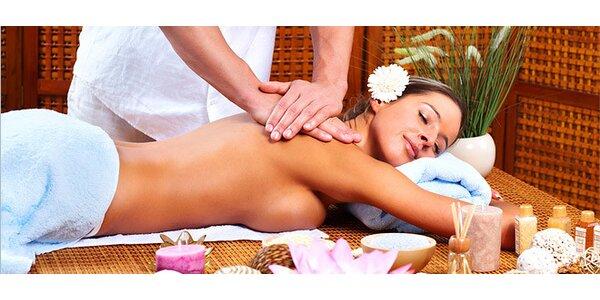 60 minút thajskej masáže v Salóne krásy