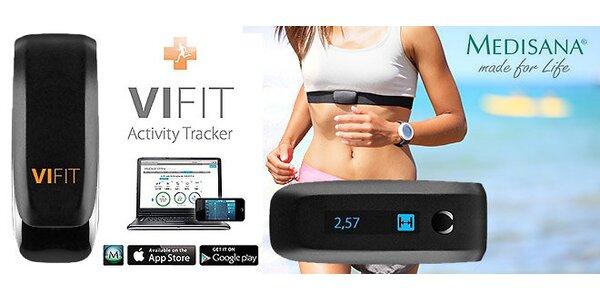 ViFit Activity Tracker – zmerajte si každý krok, kalórie a ďalšie