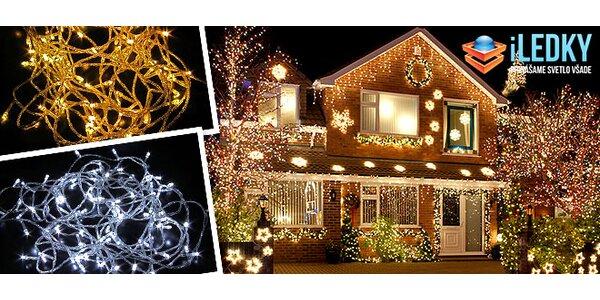 Vianočné LED osvetlenie